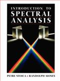 Introduction to Spectral Analysis, Stoica, Petre and Moses, Randolph L., 0132584190
