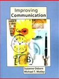 Improving Communication, Osborn, Suzanne and Motley, Michael T., 0205564208