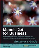 Moodle 2.0 for Business, Henrick, Gavin and Cole, Jeanne, 1849514208