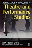 Theatre and Performance Studies, Erika Fischer-Lichte, 0415504201