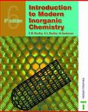 Introduction to Modern Inorganic Chemistry, MacKay, K M and Henderson, W., 0748764208
