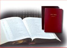 Holy Bible Recovery Version, , 0736324208