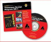 SW-1 Asphalt Pavement Thickness Design Software CD, Asphalt Institute Staff, 1934154202