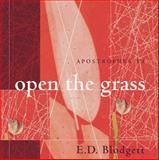 Apostrophes, E. D. Blodgett, 0888644205