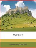 Werke, Volume 4, Matthias Claudius, 1148604200