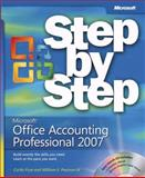 Microsoft Office Accounting Professional 2007, Frye, Curtis and Pearson, William E., III, 0735624208