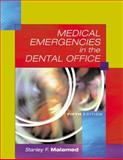 Medical Emergencies in the Dental Office, Malamed, Stanley F., 1556644205