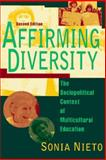 Affirming Diversity : The Sociopolitical Context of Multicultural Education, Nieto, Sonia, 0801314208