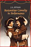 Restoration Comedy in Performance 9780521274210