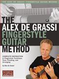 The Alex de Grassi Fingerstyle Guitar Method, Alex De Grassi, 1936604213