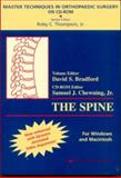 Master Techniques in Orthopaedic Surgery : The Spine, Bradford, David S., 0781714214