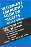 Veterinary Emergency Medicine Secrets, Wingfield, Wayne E., 1560534214