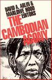 The Cambodian Agony, David A. Ablin, 0873324218