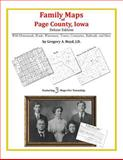 Family Maps of Page County, Iowa, Deluxe Edition : With Homesteads, Roads, Waterways, Towns, Cemeteries, Railroads, and More, Boyd, Gregory A., 1420314211