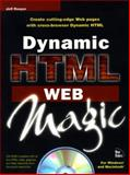 Dynamic HTML Web Magic, Hayden Development Group Staff and Rouyer, Jeff, 1568304218