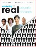 Marketing : Real People, Real Choices, Solomon, Michael R. and Marshall, Greg, 0136054218