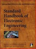 Standard Handbook of Electronic Engineering, Christiansen, Donald and Alexander, Charles, 0071384219