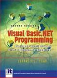 Visual Basic.net Programming, Tsay, Jeffrey, 0130094218