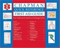 Chapman Quick Reference First Aid Guide, Dan Fales, 1588164217