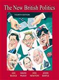 The New British Politics, Budge, Ian and Bartle, John, 1405824212