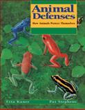 Animal Defenses, Etta Kaner, 1550744216