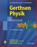 Gerthsen Physik, Christian Gerthsen, 3540254218