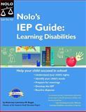 Nolo's IEP Guide, Lawrence M. Siegel, 1413304222