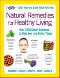 Natural Remedies for Healthy Living, Gram Jackson and Reader's Digest Editors, 1606524224
