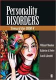 Personality Disorders : Toward the DSM-V, , 1412904226