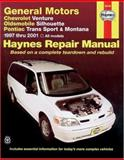 Chevrolet Venture, Oldsmobile Silhouette, Pontiac Trans Sport and Montana, 1997-2001, Bob Henderson and J. H. Haynes, 1563924226