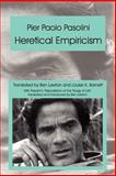 Heretical Empiricism, Pasolini, Pier Paolo, 0976704226