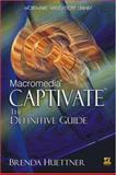 Macromedia Captivate, Brenda Huettner, 1556224222