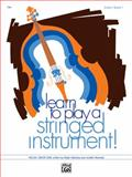 Learn to Play Strings, Betty Matesky and Ardelle Womack, 0739014226