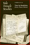 Yale French Studies Vol. 125-126 : Time for Baudelaire, Burt, E. S. and Marder, Elissa, 0300194226