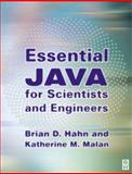 Essential Java for Scientists and Engineers, Hahn, Brian D. and Malan, Katherine M., 0750654228