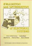 Evaluation and Optimization of Electoral Systems 9780898714227