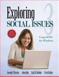 Exploring Social Issues : Using SPSS for Windows, Healey, Joseph F., 1412964229