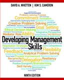 Developing Management Skills Plus MyManagementLab with Pearson EText -- Access Card Package, Whetten, David A. and Cameron, Kim S., 0133254224