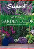 365 Days of Garden Color, Sunset Books Staff, 037603422X