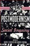 Postmodernism and Social Inquiry, , 0898624223