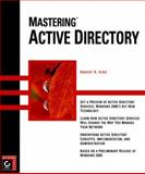 Mastering Active Directory, King, Robert, 0782124232