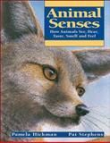 Animal Senses, Pamela Hickman, 1550744232