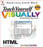 Teach Yourself HTML VISUALLY, Ruth Maran, 0764534238