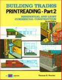 Building Trades Printreading Pt. 2 : Residential and Light Commercial Construction, Proctor, Thomas E., 0826904238