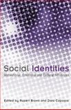 Social Identities, , 0415654238