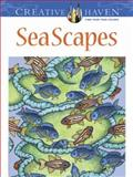 Creative Haven SeaScapes Coloring Book, Patricia J. Wynne, 0486494233