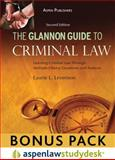 The Glannon Guide to Criminal Law, Glannon and Levenson, Laurie L., 0735594236