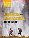 Financial and Managerial Accounting, Weygandt, Jerry J. and Kimmel, Paul D., 111800423X