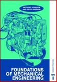 Foundations of Mechanical Engineering, Johnson, Anthony and Sherwin, Keith, 0748764232