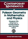 Poisson Geometry in Mathematics and Physics, , 0821844237